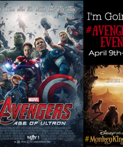 I'm Headed to LA for the Avengers: Age of Ultron Event #AvengersEvent