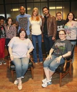 Marvel's Agents of S.H.I.E.L.D. Cast Interview #AgentsofSHIELD