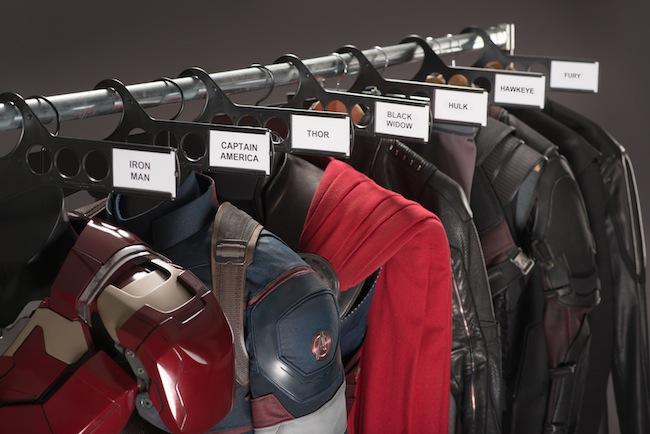Avengers Cast Wardrobe