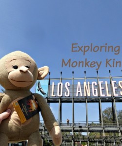 Exploring the #MonkeyKingdom at the LA Zoo