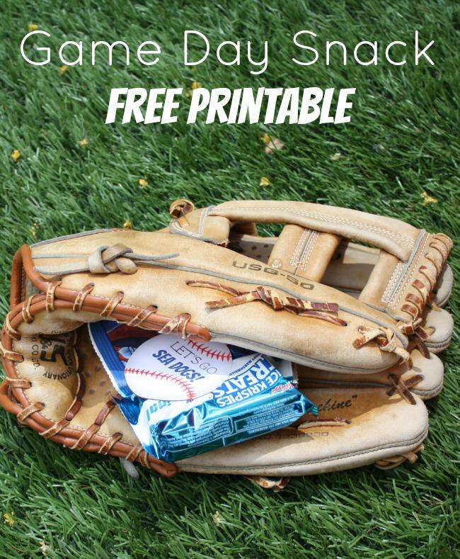 photograph about Baseball Printable referred to as Baseball Treats Cost-free Printable Desert Chica
