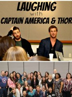 laughing with captain america thor feature image