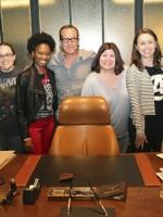 MARVEL'S AGENTS OF S.H.I.E.L.D. - Bloggers event (ABC/Adam Taylor) CLARK GREGG