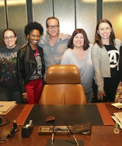 5 Fun Tidbits From My #AgentsofShield Interview #ABCTVEvent
