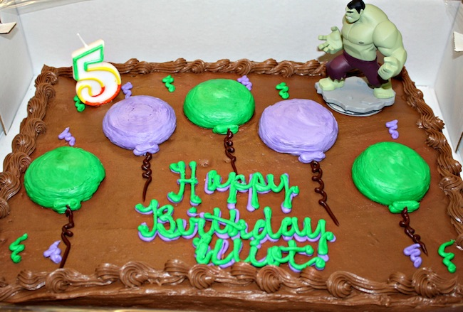 Groovy 7 Easy Hulk Party Ideas Desert Chica Funny Birthday Cards Online Chimdamsfinfo