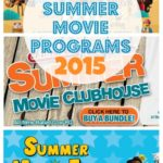 15 Different Summer Movie Locations for Kids!