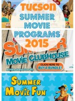 Tucson Summer Movie Programs 2015