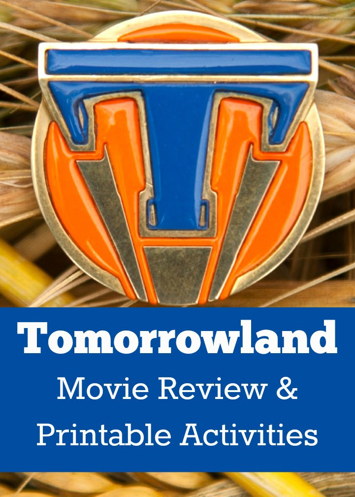 Should you let your kids see Tomorrowland? Check out my thoughts on DesertChica.com