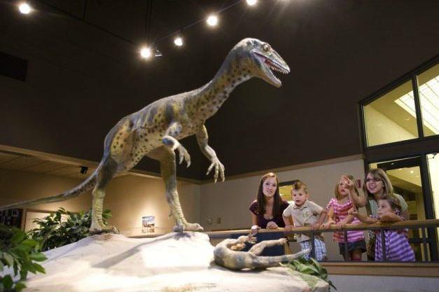 Dakota Dinosaur Museum in Dickinson