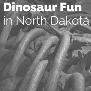4 Places for Dinosaur Fun in North Dakota