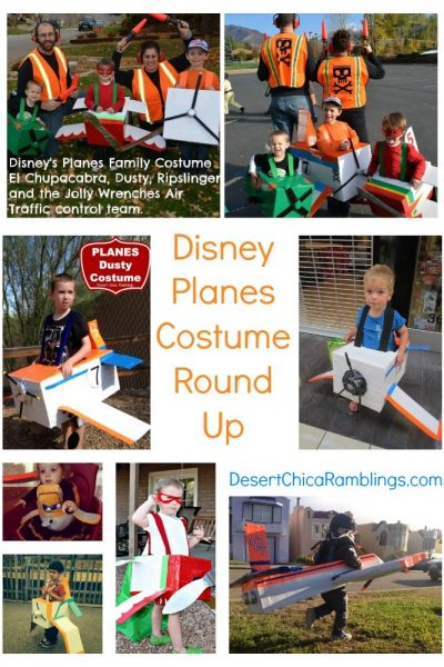 20+ Disney Planes Crafts and Party Ideas