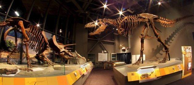 new State Museum at North Dakota Heritage Center