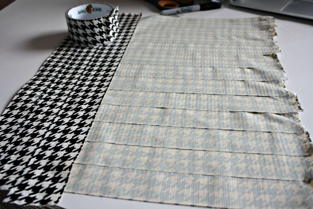 Duct Tape Fabric for Inside Out Costume