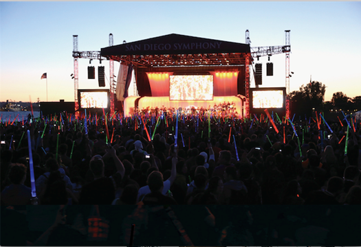 Star Wars Concert at San Diego Comic-Con