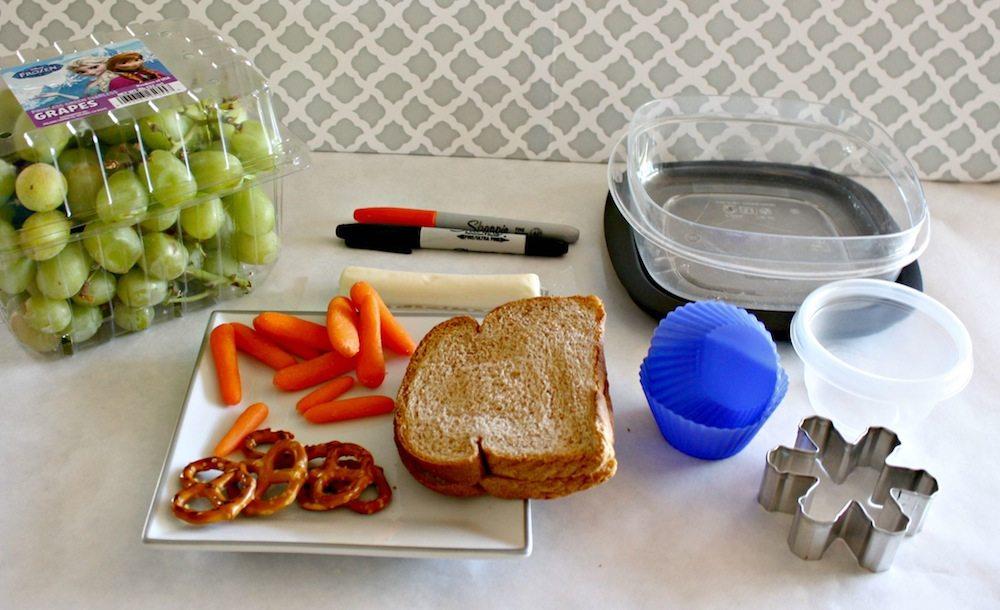 Disney FROZEN School Lunch Ideas