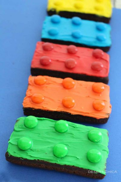Super Easy LEGO Brownies