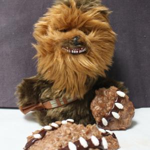 No Bake Wookie Cookies