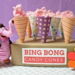 Bing Bong Candy Cones