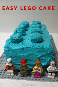 Easy LEGO Cake