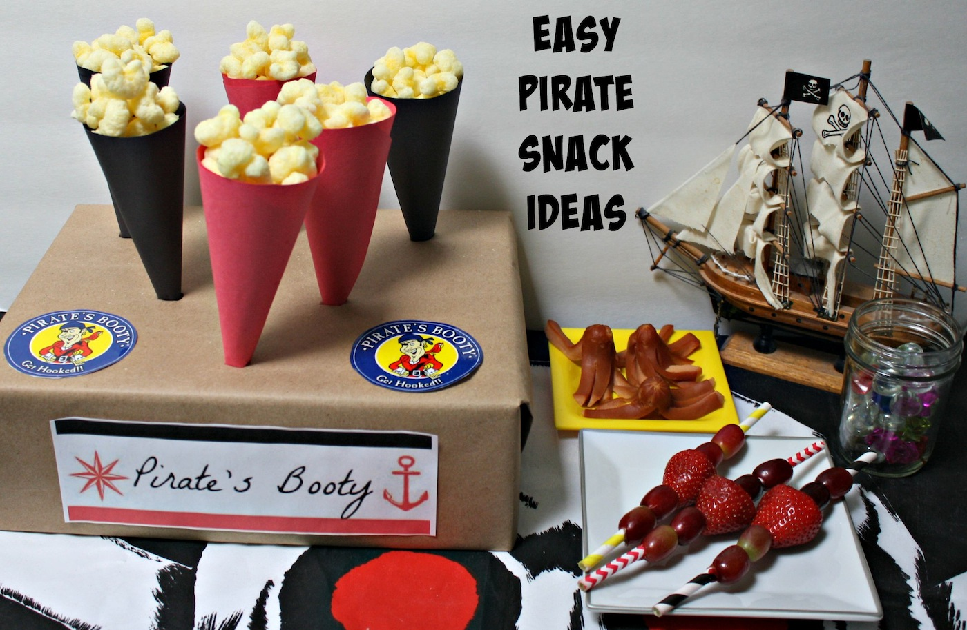 Easy Pirate Snack Ideas
