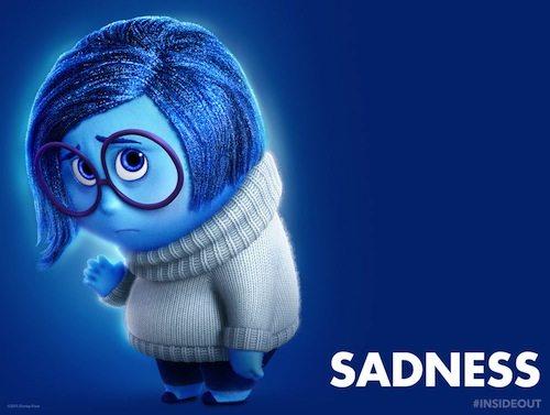 Sadness Character