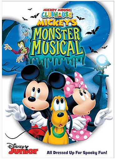 Mickey Mouse Clubhouse Monster Musical