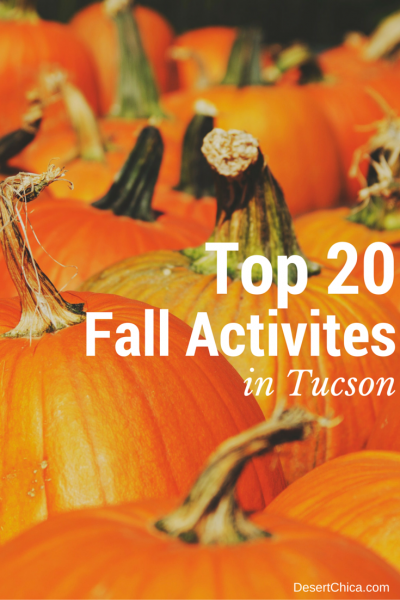 Top Fall Activities in Tucson
