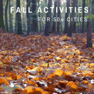 Fall Activities Around The Country