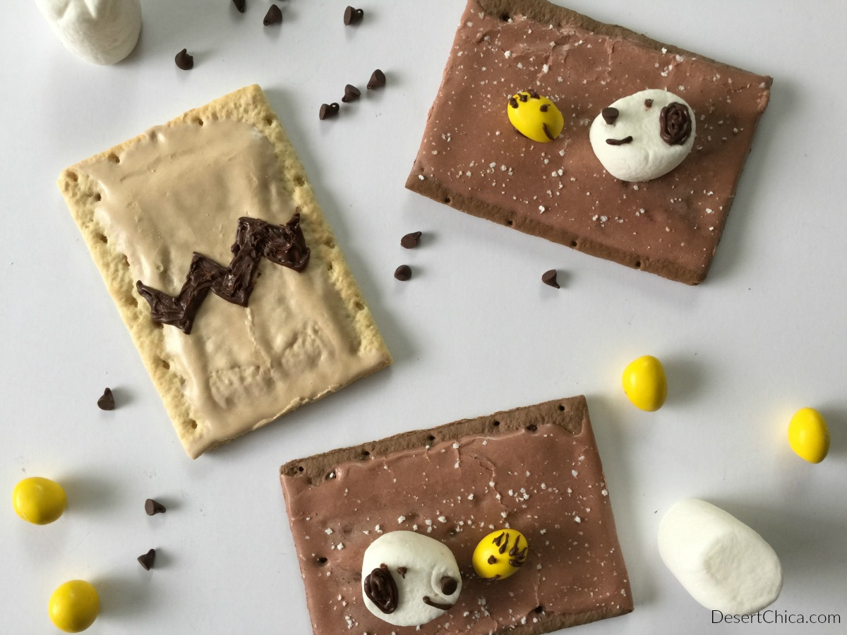 Peanuts Movie Pop Tarts