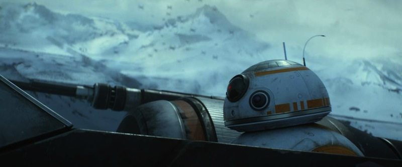 Force Awakens Movie Trailer
