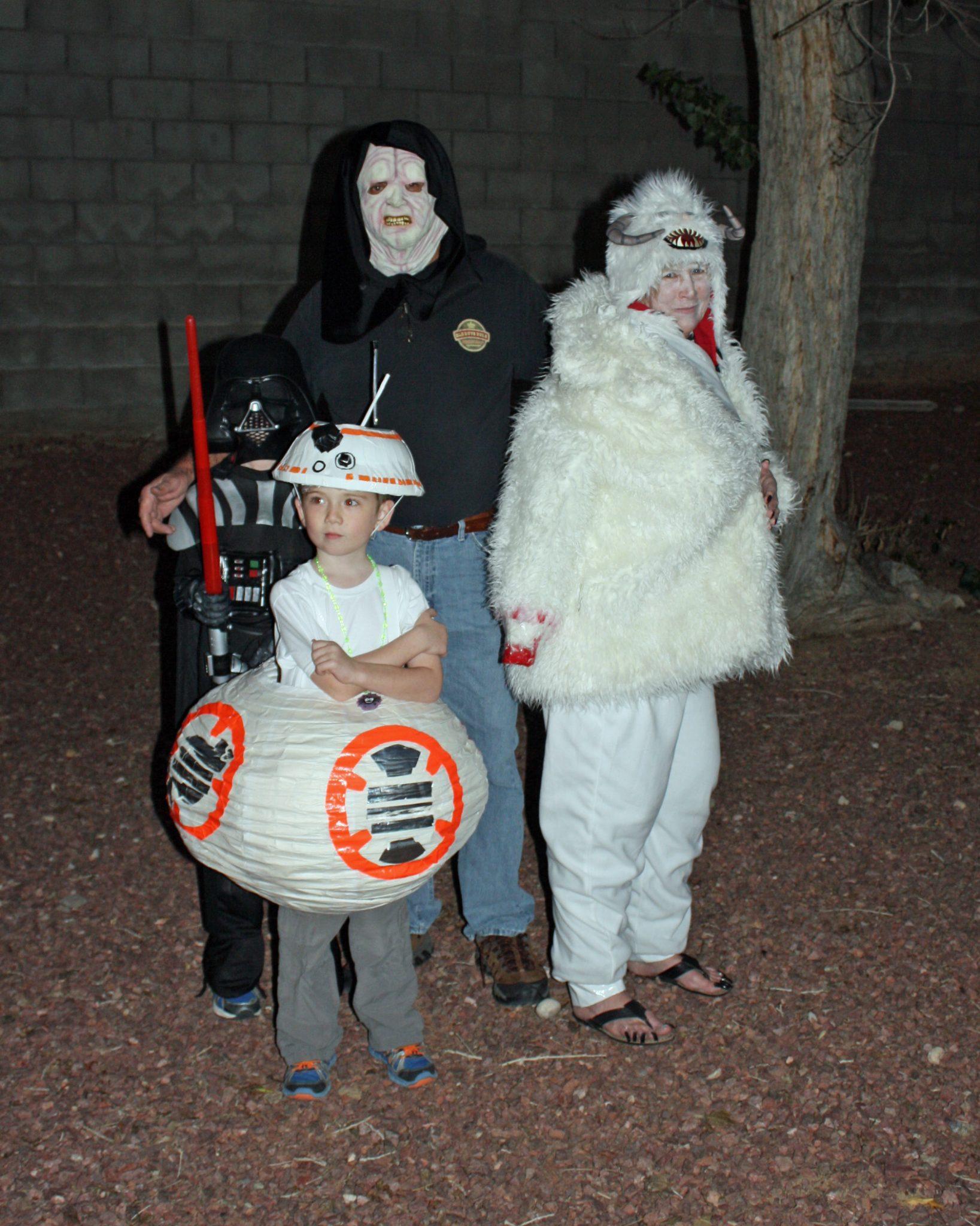Star Wars Villian Costumes