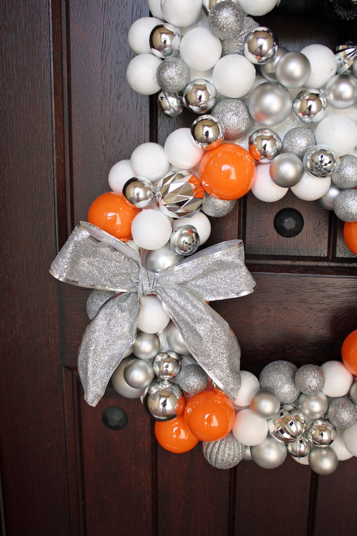 BB-8 Wreath Detail