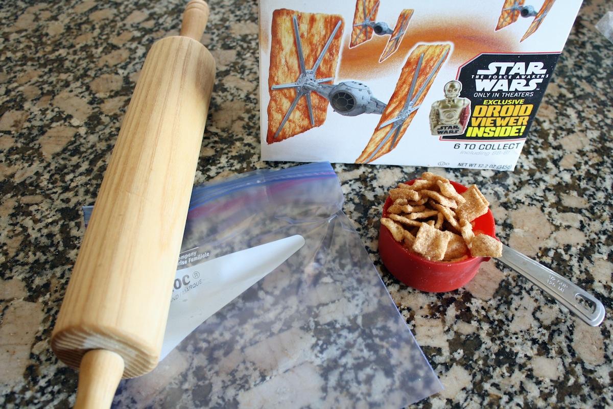 Cinnamon Toast Crunch Pancake Ingredients