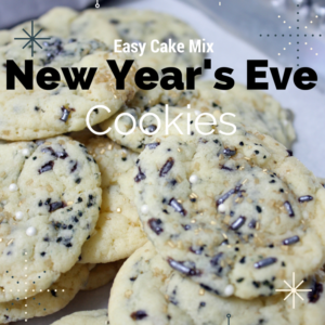 Easy New Year's Eve Cookies