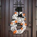 Star Wars Inspired BB-8 Wreath