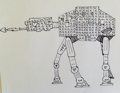 Star Wars Coloring Pages Desert