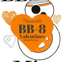 Free Star Wars BB-8 Valentines
