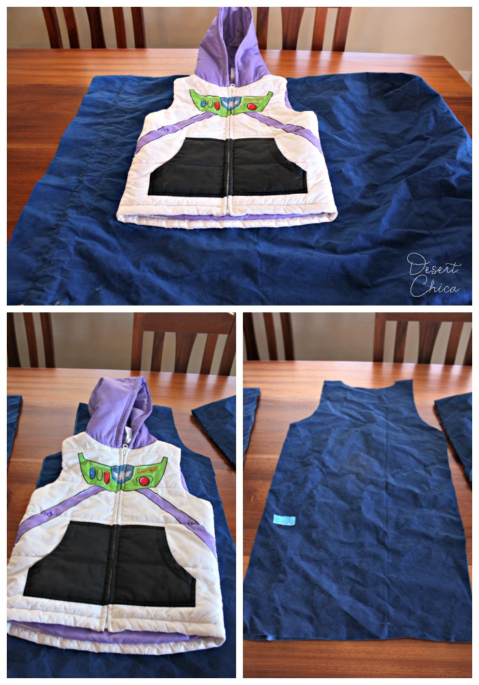 Snow White Prince Tunic Template