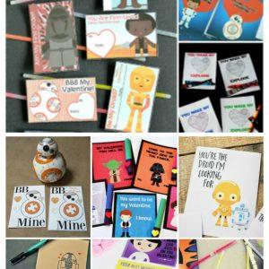 20+ Printable Star Wars Valentines