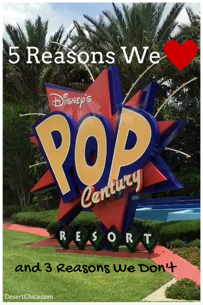 5 Reasons We Love Disney's Pop Century Resort
