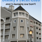 5 Reasons We Love Disney's Yacht Club Resort