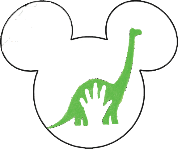 DIY Good Dinosaur Shirt | Desert Chica
