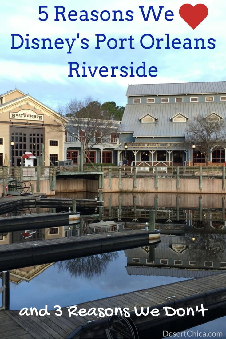 5 Reasons We Disney's Port Orleans Riverside