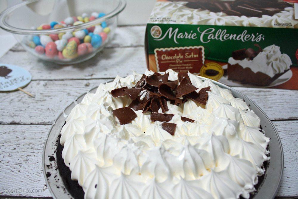 Easy Easter Pie Ingredients