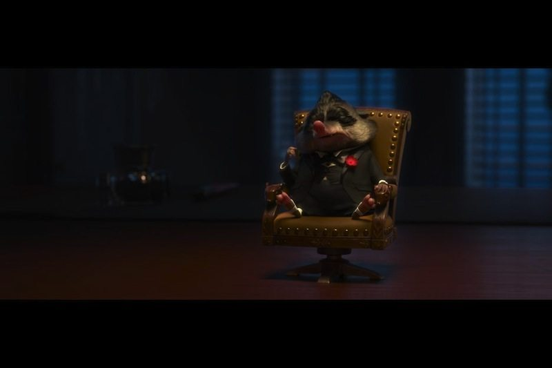 Godfather Reference Zootopia