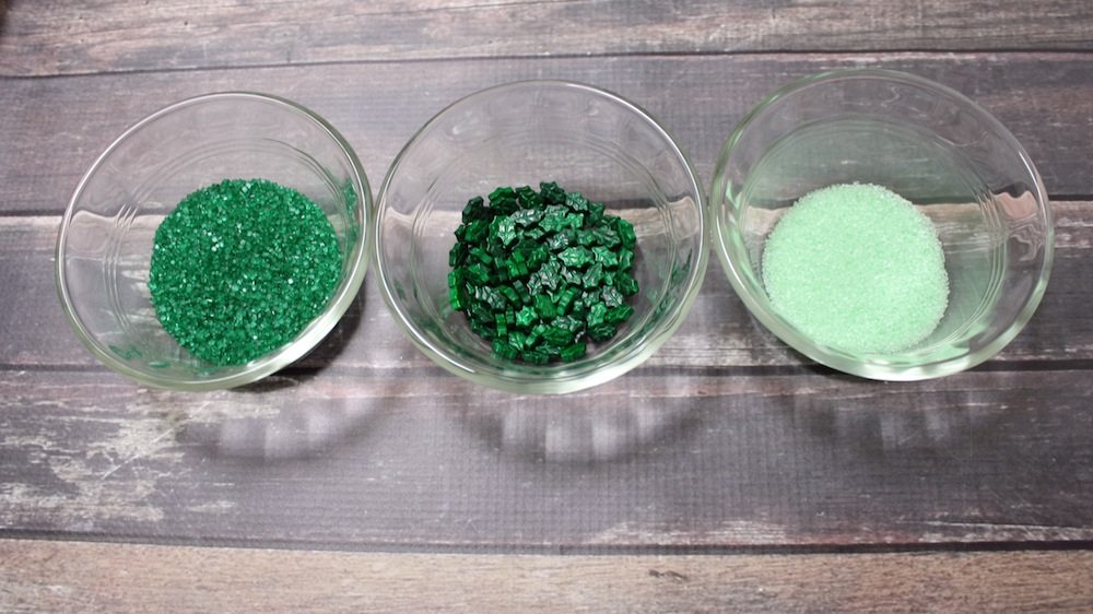 Green Sprinkles for St. Patrick's Day