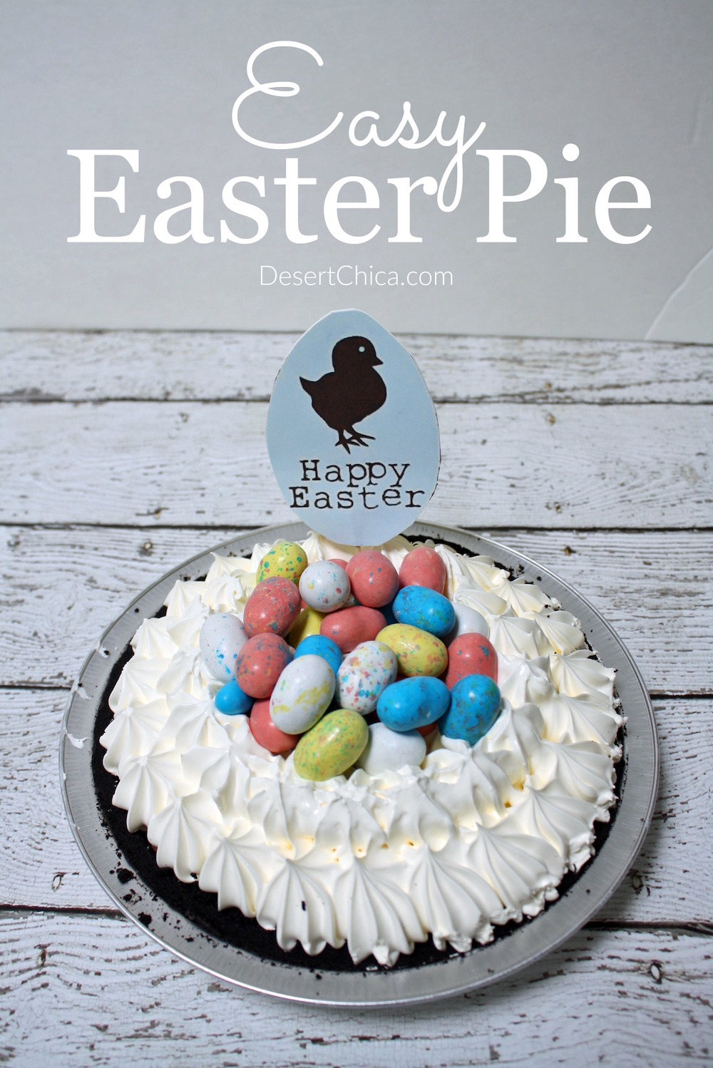 How to Make an Easy Easter Pie