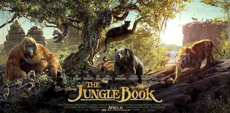 Jungle Book horizontal