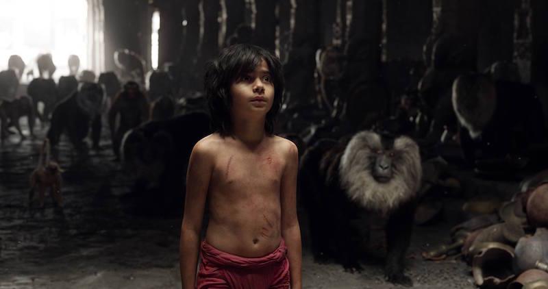 Neel Sethi who plays Mowgli