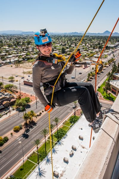 Go Over The Edge For A Good Cause
